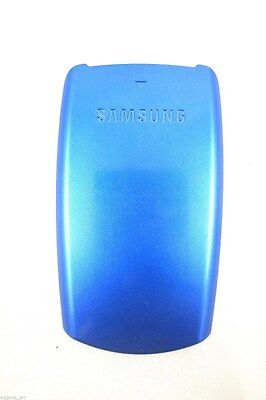 Lot Of 2 Used Oem Battery Door Back Cover Samsung A167 Blue