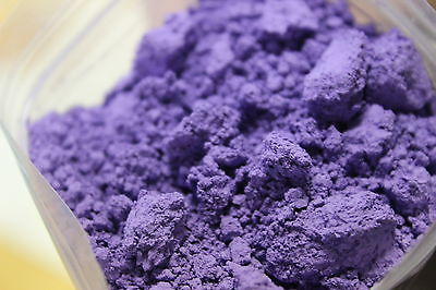 1 Oz African Violet Matte Tone (Ultramarine) Pigment for Soap Cosmetics