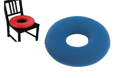 MEDICAL INFLATABLE Nylon PVC DONUT ROUND CUSHION RING pressure sores with pump