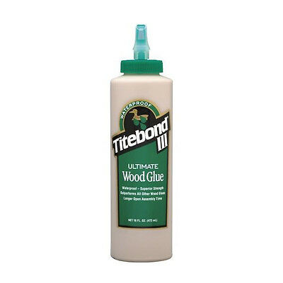 Titebond III Ultimate Wood Glue, 16oz