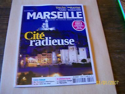 destination marseille ..cité radieuse ..