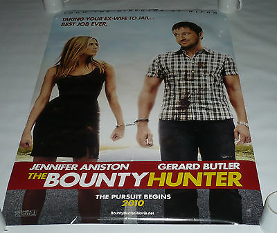The Bounty Hunter movie poster