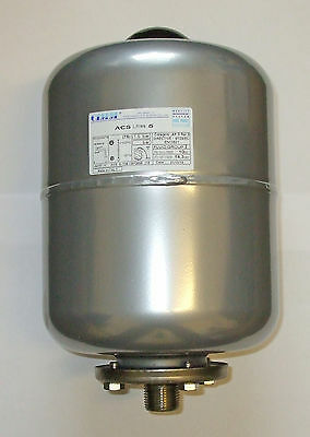 Accumulator Expansion tank suitable for POTABLE (DRINKING) WATER  5 litre  ACC5