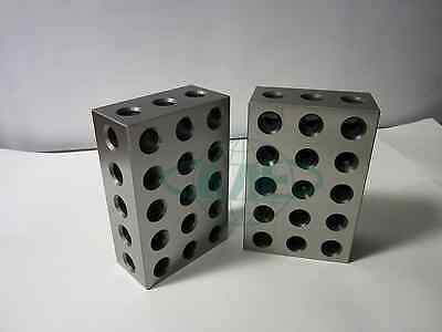 "2-4-6""  precision set up block pair #701-246-new"