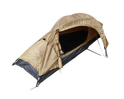 ONE MAN RECON Coyote Tent Army Military Walking Hiking