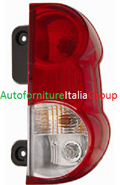 Fanale Fanalino Stop Posteriore Dx Bianco - Rosso Nissan Nv200 10> 2010>