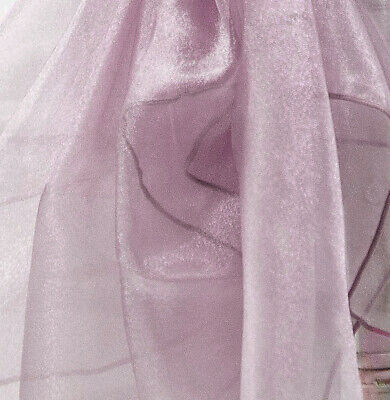 Organza Fabric Rolls  03 Sizes 36 Colors Wedding Decor Draping Swagging