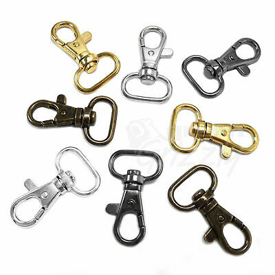 Bag Clasps Lobster Swivel Trigger Clips Snap Hook, for 15 mm strapping AOW
