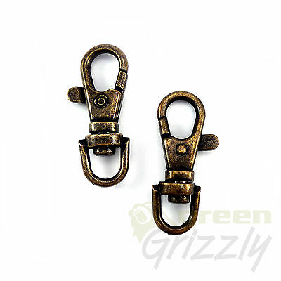 Bag Clasps Lobster Swivel Trigger Clips Snap Hook, for 8 mm strapping AP3