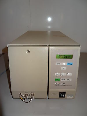 Waters M-470 Scanning Fluorescence Detector HPLC Detector
