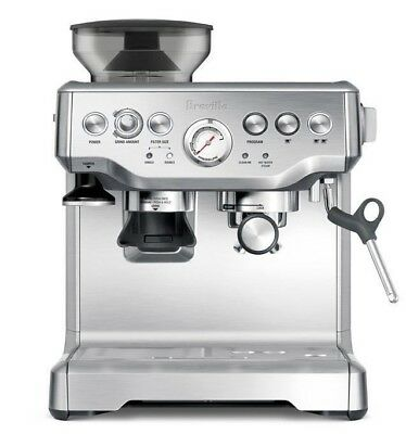 Breville BES870BSS the Barista Express™ Coffee Machine