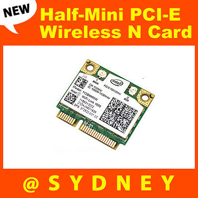 NEW Intel Centrino 112BNHMW Wireless N WIFI Link 1000 WLAN Card 572520-001