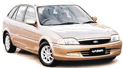 Ford Laser Kn Kq 1999-2003 Workshop Service Manual In Disc