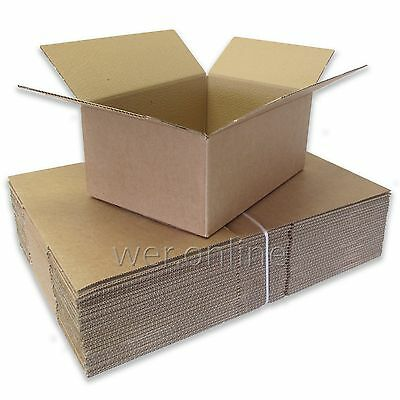 Royal Mail Small Parcel Sized Cardboard Postal Boxes - Multi Listing *All Sizes*