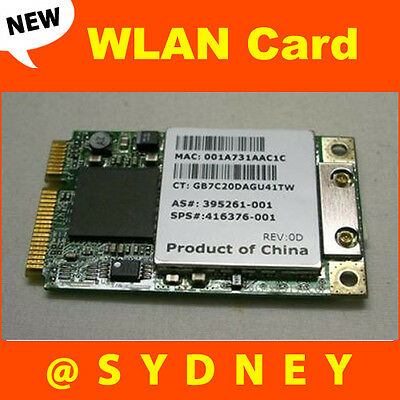 NEW Broadcom BCM94311MCG 802.11g Wireless WIFI WLAN Mini Card 414376-002