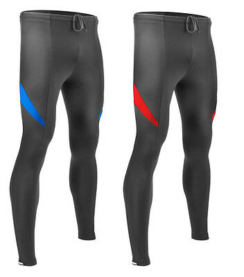 Men's Soft Supplex Swatch Tights - Ideal for Cycling Running Yoga Exercise