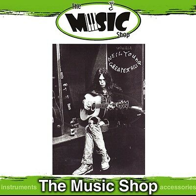 New Neil Young Greatest Hits Music Book for Ukulele
