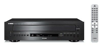 Yamaha CD-C600 5 Disc CD Player with PlayXchange - Black - HURRY LAST 3!