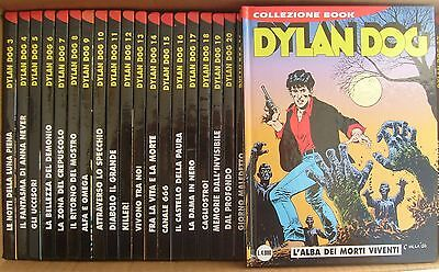 Dylan Dog Book Sequenza Completa 1/72 -  Ottimo ++