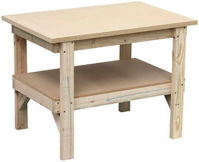 Work bench 1200 x 800mm, direct from our Melbourne factory