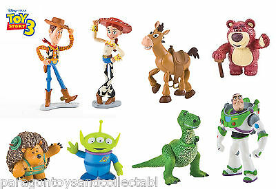 BULLYLAND DISNEY PIXAR TOY STORY FIGURES - Choice of 8 different figures