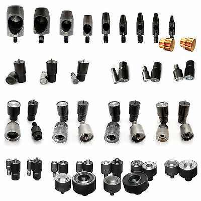 28 different dies kit tools set for use with hand press, leather, craft, St03