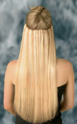 Hair Extensions clips Haarverlängerung Clip On Extension clipin Clip In clipon