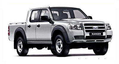 Ford Ranger Pj Pk 2006-2011 Workshop Service Manual In Disc