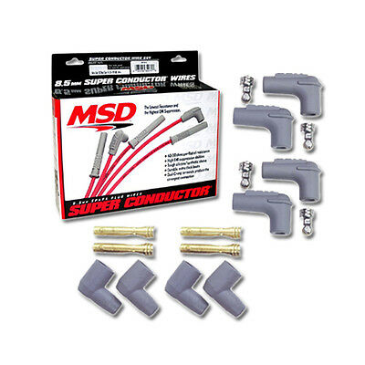 MSD Ignition spark plug wires kit for Mazda RX-8 PN: RX-8_MSD_cables