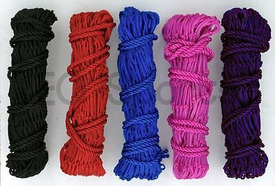 "FREE & FAST POSTAGE Small Hole Haylage Haynet 28"" 5 Colours, Pack 4 Mixed colour"
