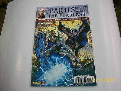 - fear itself  THE FEARLESS .5..