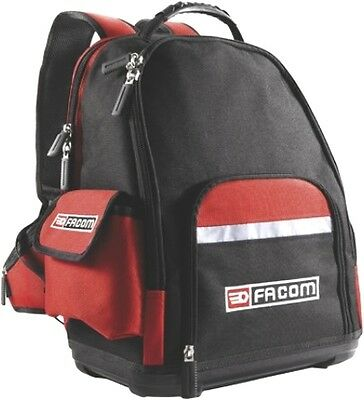 Facom France Backpack Tool Organiser With Laptop Space - Bag Tool Case