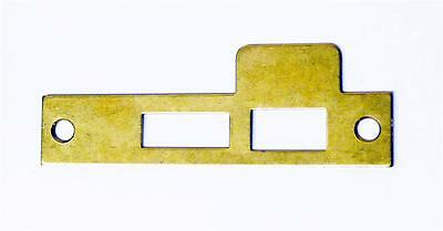 Ilco Strike For Mortise Lock 774F-03-11 House Old Replacement Brass Plate