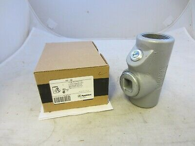 """Appleton Eyf150  1 1/2"""" Explosion Proof Seal Off Eys Crouse Hinds"""