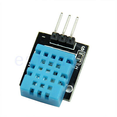 New Temperature and Humidity Sensor Module For Arduino AVR PIC  DHT11 Digital