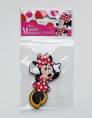 Disney - Minnie Mouse - Minnie Soft Touch Magnet