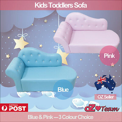 Kids Toddlers Sofa Lounge Couch Chair Seat Brand New