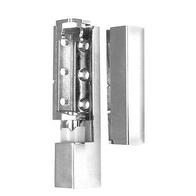 """Self Closing Commercial Refrigerator Hinge 26-1583, R50 Edge Mount 1 1/4"""" offse"""
