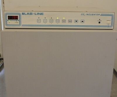 Lab-Line Air-Jacketed Compact Automatic CO2 Incubators Model 314
