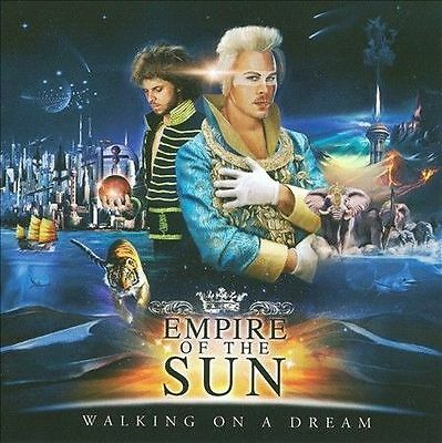 Walking On A Dream - Empire Of The Sun CD Sealed New !