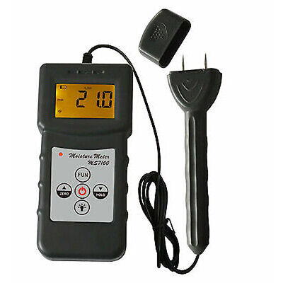 NEW HOT Digital WOOD Moisture Meter tester MS7100 over to 150 kinds wood 0-80%