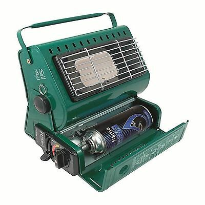 Portable New Gas Heater Camping Caravan Output Gas Heater Outdoor Bbq 1.3Kw New