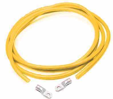 Ultra-lightweight Battery Cable 4 AWG Aircraft, Racecars, NASCAR,  / Lineal Foot