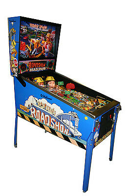 """1994 Williams """" Red and Ted's Road Show """" pinball machine"""