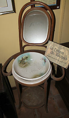LAVABO ANTIGUO s.XIX - ANTIQUE BASIN 19th Century
