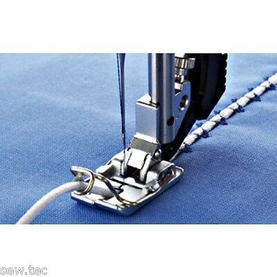 Couching/braiding Foot With Idt To Fit Pfaff Sewing Machines #:93-036936-91