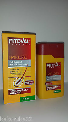 FITOVAL® SHAMPOO 100ml Anti hair loss Hair growth shampoo