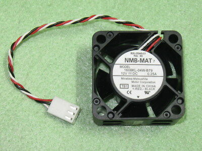 CISCO 800-25948-02 OR 800-23784-01 NMB-MAT 1608kl-04w-b79 COOLING FAN USED