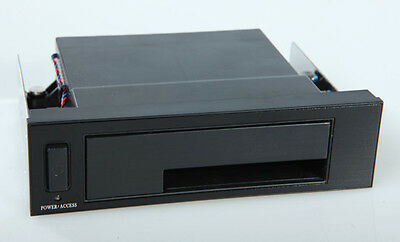 """New Removable Rack Tray for Hard Disk SATA 2.5"""" & 3.5"""" with off / on Button"""