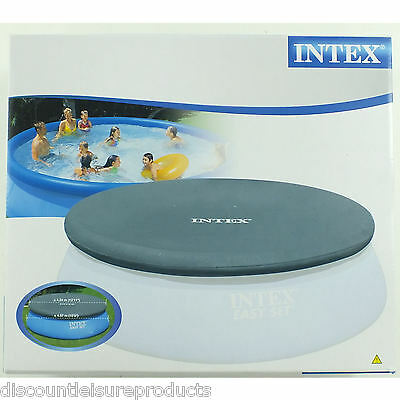 Intex DEBRIS Cover For 15ft (457cm) Easy Set Inflatable Swimming Pool #28023